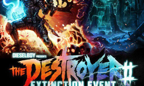 Dieselboy — THE DESTROYER 2 — Extinction Event (2016-12-16)