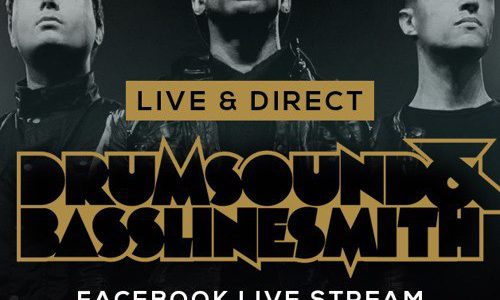 Drumsound & Bassline Smith — Live & Direct #16 (13-12-2016)
