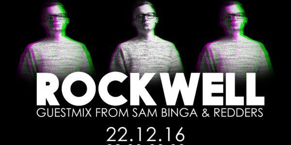 Rockwell — BBC Radio 1 Residency (22-12-2016)