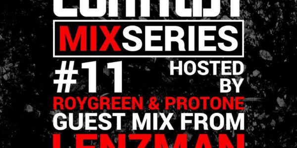 CONTRAST Mix Series — Part ELEVEN — LENZMAN Guestmix (Dec 2016)