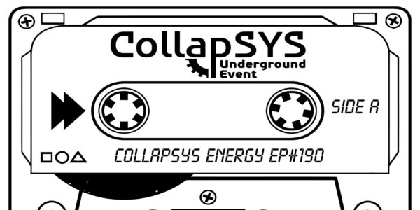 CollapSYS Energy Radioshow EP#190 (2017-01-19)