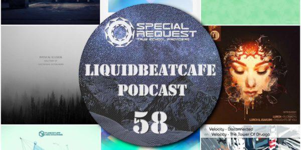 SkyLabCru — LiquidBeatCafe Podcast #58 (2017-01-27)