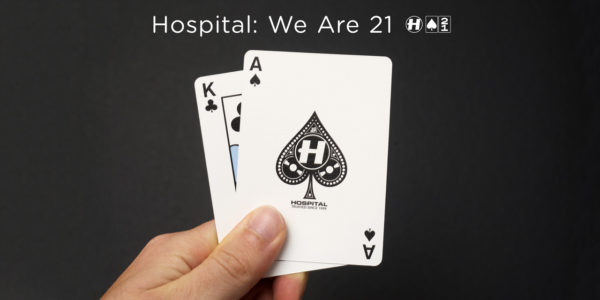 Hospital Podcast 323 with London Elektricity (2017-01-27)