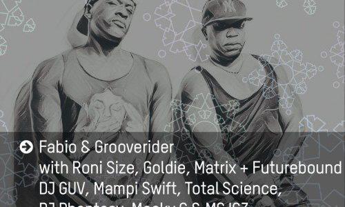 Fabio & Grooverider — Rinse FM (20-12-2016)