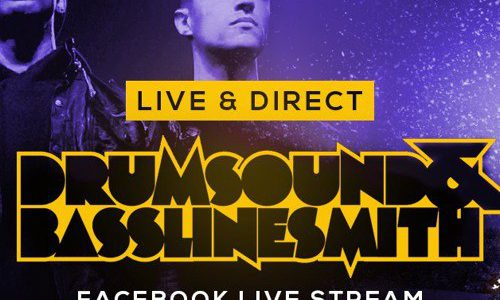 Drumsound & Bassline Smith — Live & Direct #18 (27-12-2016)