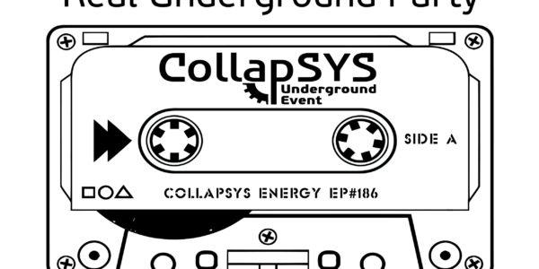 CollapSYS Energy — Radioshow EP#186 (2016-12-23)