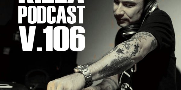 DJ K — Killa Podcast V.106 (2016-11-19)