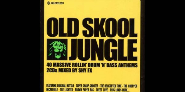 Shy FX — Old Skool Jungle (25 Feb 2002)