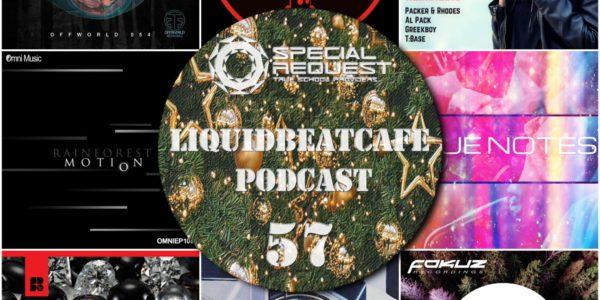 SkyLabCru — LiquidBeatCafe Podcast #57 (2017-01-06)