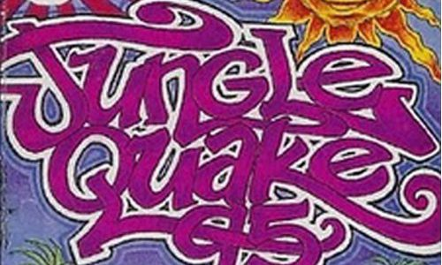 Mickey Finn & Demon Rocker — Jungle Quake 95