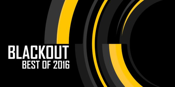 Blackout — Best Of 2016 (Mixed By Black Sun Empire) (2016-12-30)