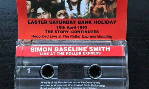 Simon Bassline Smith - Elevation - 1993  Roller Express