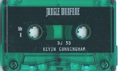 DJ 3D & Kevin Cunningham – Jungle Warfare (1999)