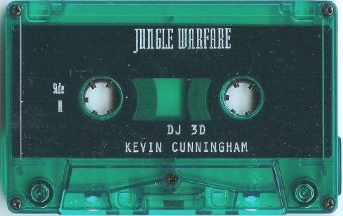 DJ 3D & Kevin Cunningham – Jungle Warfare (1999)