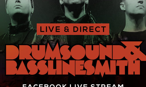 Drumsound & Bassline Smith — Live & Direct #35 (25-04-2017)