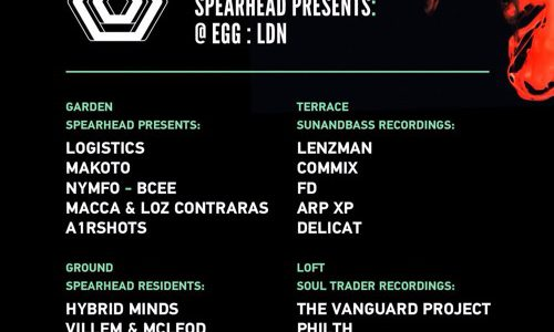 Surplus — Spearhead Presents Promo Mix (19th May 2017)