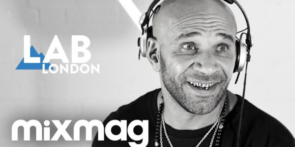 Goldie & Ulterior Motive - In The Lab LDN (19-05-2017)
