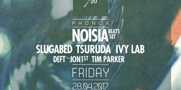 Noisia — 20×20 LDN Set (2017-04-28)