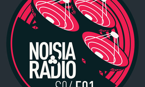 Noisia Radio S04E01 (2018/01/03)