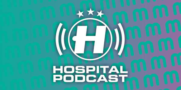 Hospital Podcast 372 with Dexta & Chris Inperspective (2018/08/17)