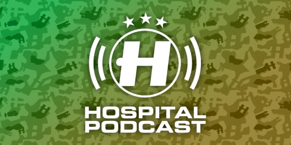 Hospital Podcast 375 with London Elektricity (2018/09/28)