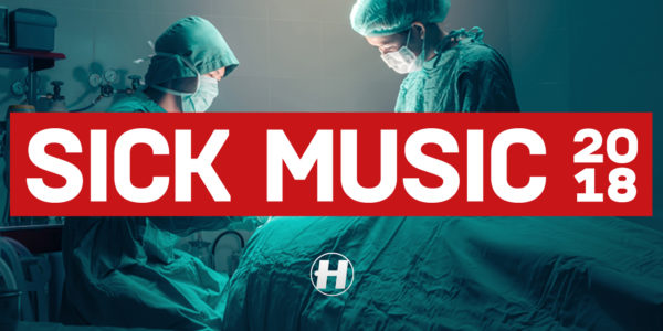 Hospital Podcast 354 with London Elektricity (2018/01/26)