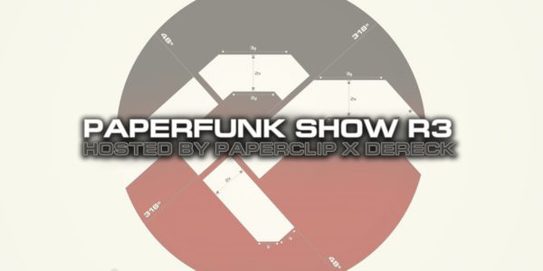 PAPERFUNK SHOW R3 feat. Bes (2018/04/02)
