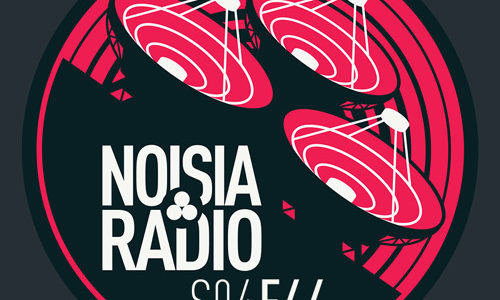 Noisia Radio S04E44 (2018/10/31)