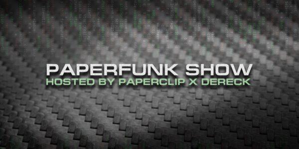 PAPERFUNK SHOW R1 feat. Klone (2017/12/27)